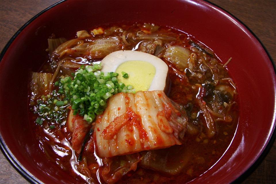 牛すじチゲ鍋 1,980円